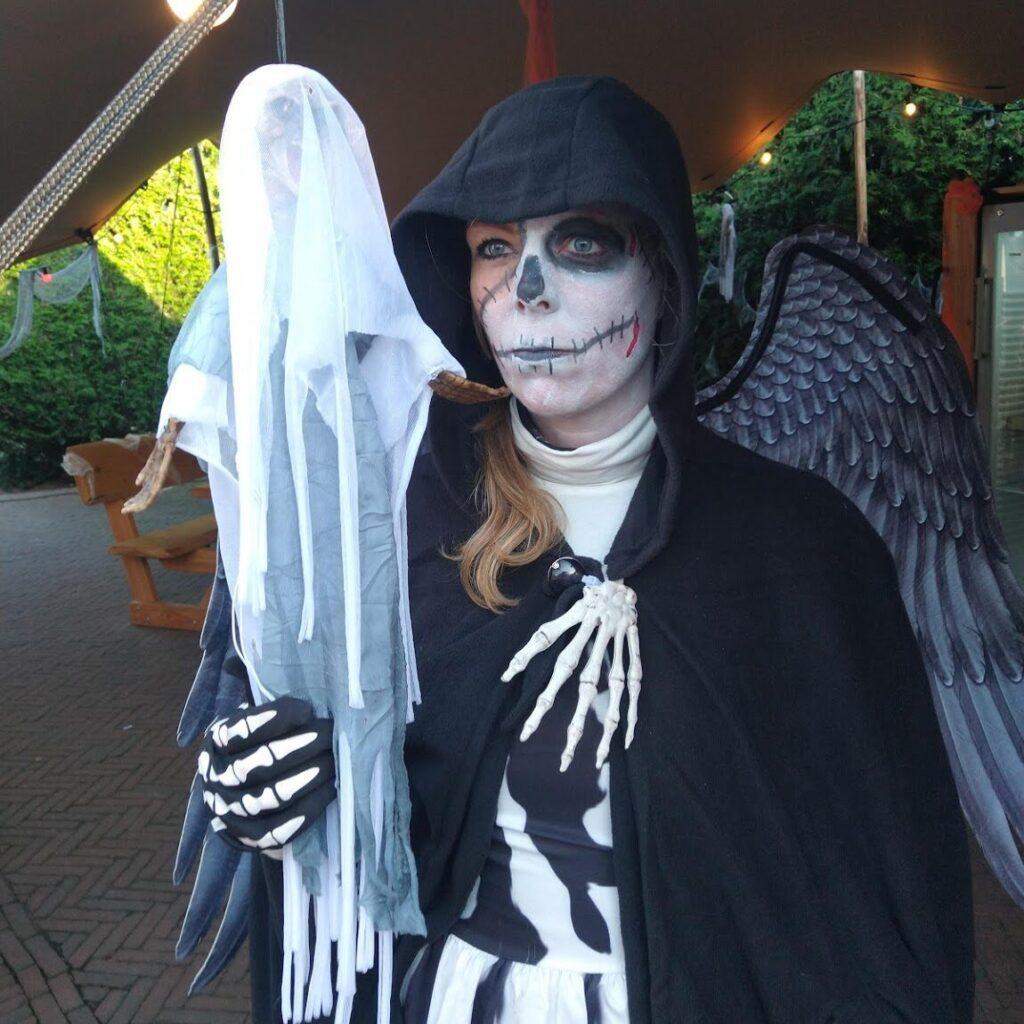 Halloween bij The Mill Ranch